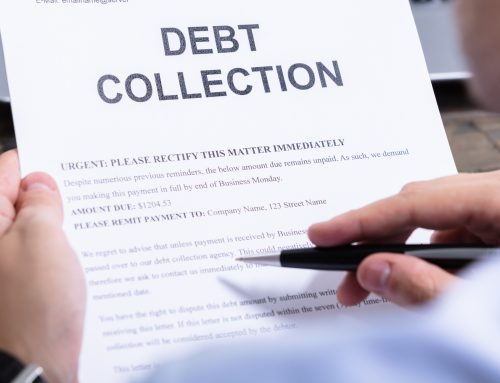 Debt collection during a recession