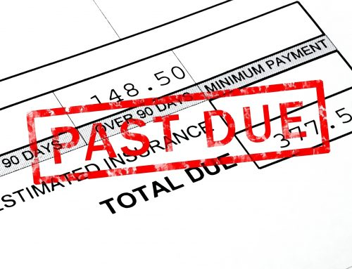 Why you need to call in the debt collectors!